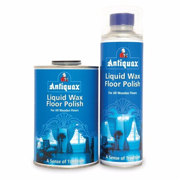 Original Liquid Wax Floor Polish Rustins
